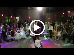 Video: Новогодний хоровод.