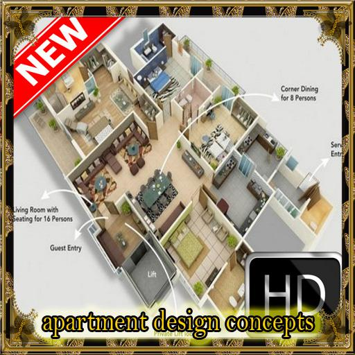 Apartment Design Concepts apartment design concepts 3d - android apps on google play
