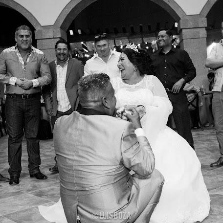 Fotógrafo de bodas Luis Boza (boza). Foto del 01.02.2018