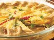 Three Pepper Galette Recipe