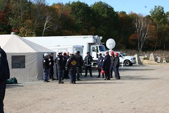 Photo: Base of Operations
