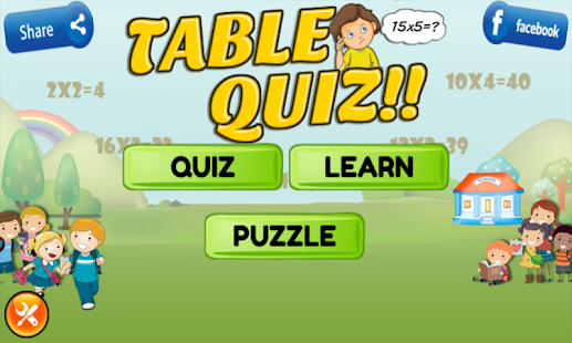 Table Quiz- Learn Tables- screenshot thumbnail