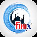 Finix Ramadan Calendar & Hajj Guide icon