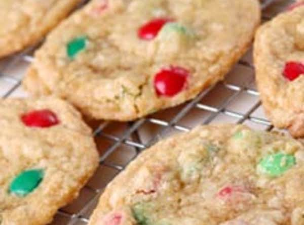 The Original M&m Cookies Recipe