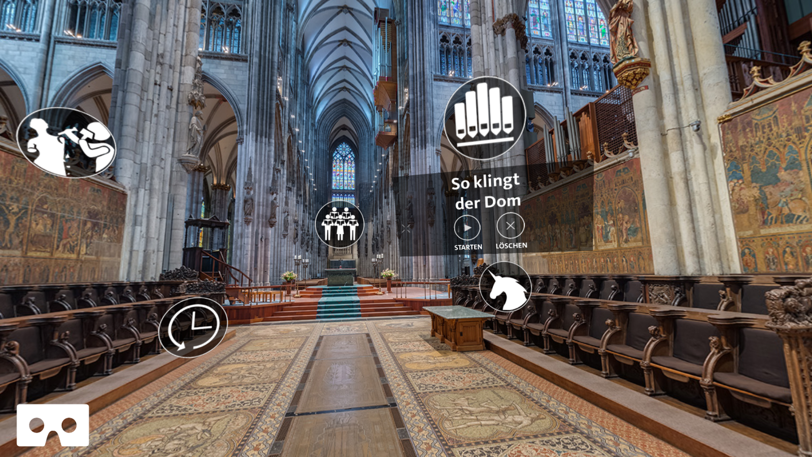 WDR 360 VR – Screenshot