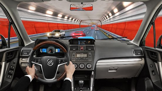 In Car Driving Games Extreme Racing On Highway Android Apps On - In car