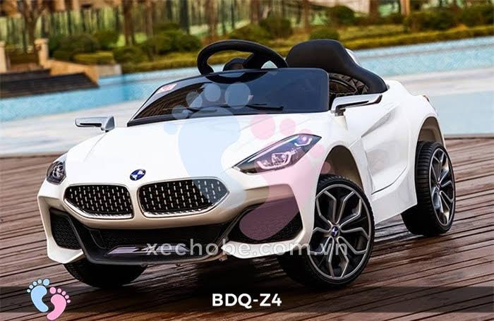Xe ô tô điện cho bé BDQ-Z4 19