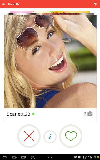Dating App, Flirt & Chat : W-Match  screenshots 5