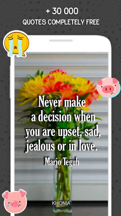 Sad Quotes: Images, Status & Wallpapers – (Android Apps) — AppAgg