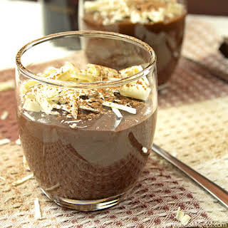 Chocolate Mousse with Baileys.