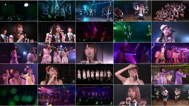 190617 (720p) AKB48 込山チームK「RESET」公演