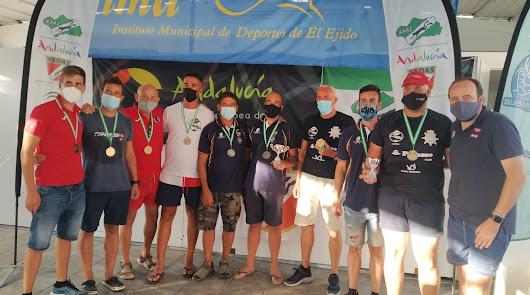 Espectacular Campeonato de Andalucía de Pesca Submarina