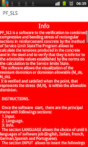 Concrete Service Limit State screenshot 5