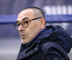 🎥 Les joueurs de la Juventus fêtent leur titre, Maurizio Sarri a eu droit à un traitement particulier