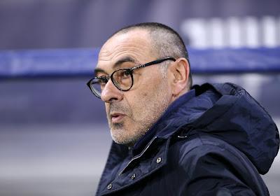 Maurizio Sarri en rajoute une couche concernant l'Atalanta et met en garde le PSG