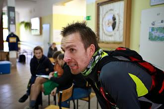 Photo: What?! Zwycięzca był przede mną jakieś 2h 45 min.? Jak go znajdę, to na znak mojego szacunku, oddam mu pokłon.
