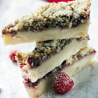 Raspberry Pie Dream Bars | Dreamy Recipe