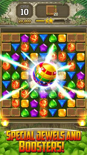 Jewel Match Temple: Classic Gem Crush 1.6.1 screenshots 3