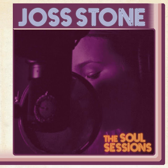 Joss Stone - The Soul Sessions album cover