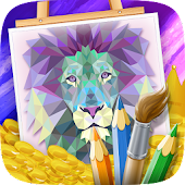 Exotic Animals Coloring