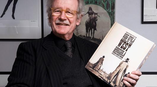 Christopher Frayling, biógrafo de Sergio Leone, será homenajeado en Tabernas