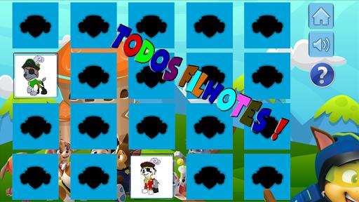 Patrulha Canina Jogo da Memu00f3ria 1.0.0.9 screenshots 3