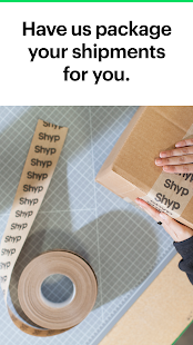 Shyp: Easy Shipping, Low Rates Screenshot 5