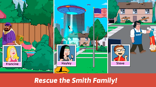 American Dad! Apocalypse Soon screenshot 5