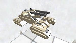 ガンダム サンダーボルト ガンタンク 3