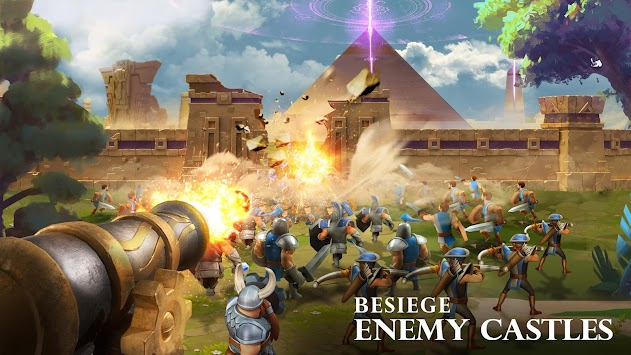 Art of Conquest (AoC) APK screenshot thumbnail 5