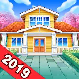 Home Fantasy - Dream Home Design Game 1.0.7 APK+DATA MOD