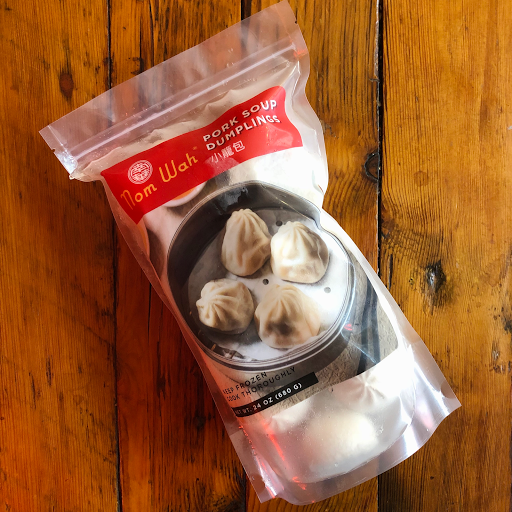 Frozen Pork Soup Dumplings