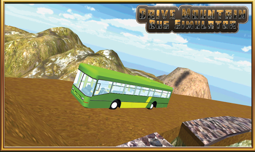 Drive Mountain Bus Simulator
