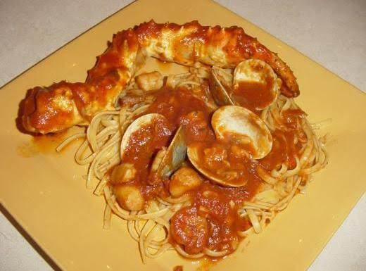 Italian Seafood Sauce Recipe