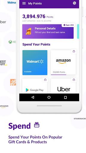 Current Cash Rewards - Free Offline Music Screen screenshot 3