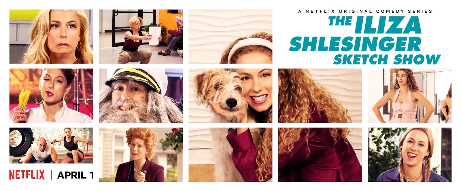 Netflix Debuts Trailer for the Iliza Shlesinger Sketch Show - Image 1