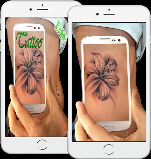 Pro Tattoo Maker-Tattoo Camera