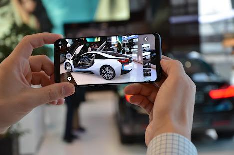 BMW i Visualiser – Apps bei Google Play