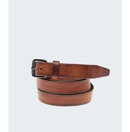 Saddler belt dark brown