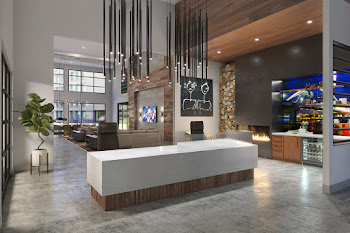 Go to The Vue on Riverfront Apartments website