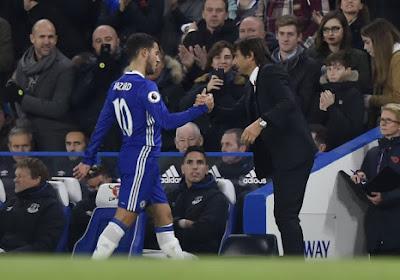 """Hazard est immensément talentueux"""
