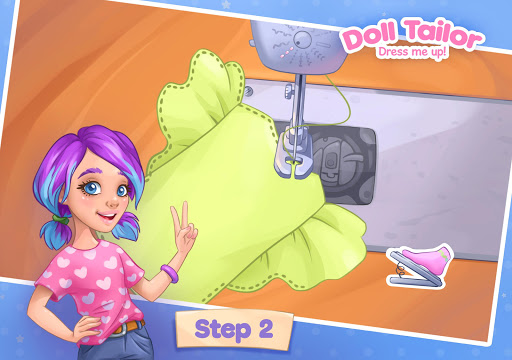 Fashion Dress up games for girls. Sewing clothes 4.0.7 screenshots 7