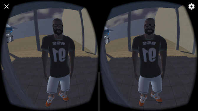BASQUETE BASKETBALL VR FREE Android 4