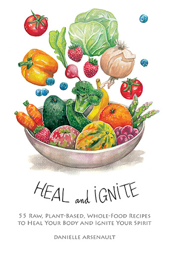 Heal and Ignite cover