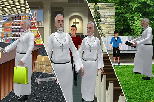 Bon père virtuel  captures d'écran 2