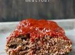 Manwich Saucy Meatloaf Recipe