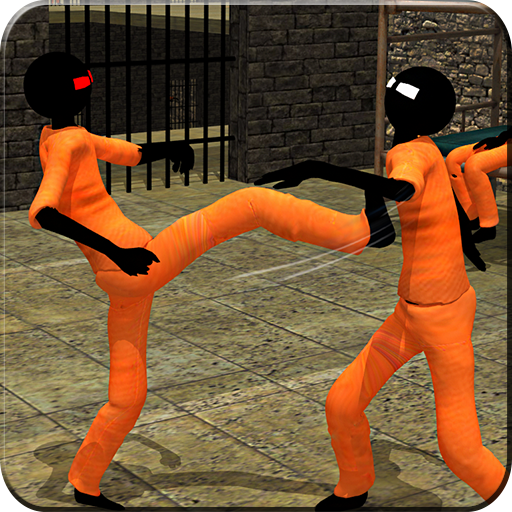 Stickman Break the Prison