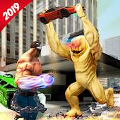 Monster Superhero Warrior Legend City Battle Android APK Download Free By LightningSpeedGames