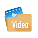Video Player for Android TV icon