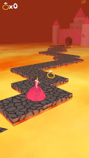 Castle Princess Runner  captures d'écran 2